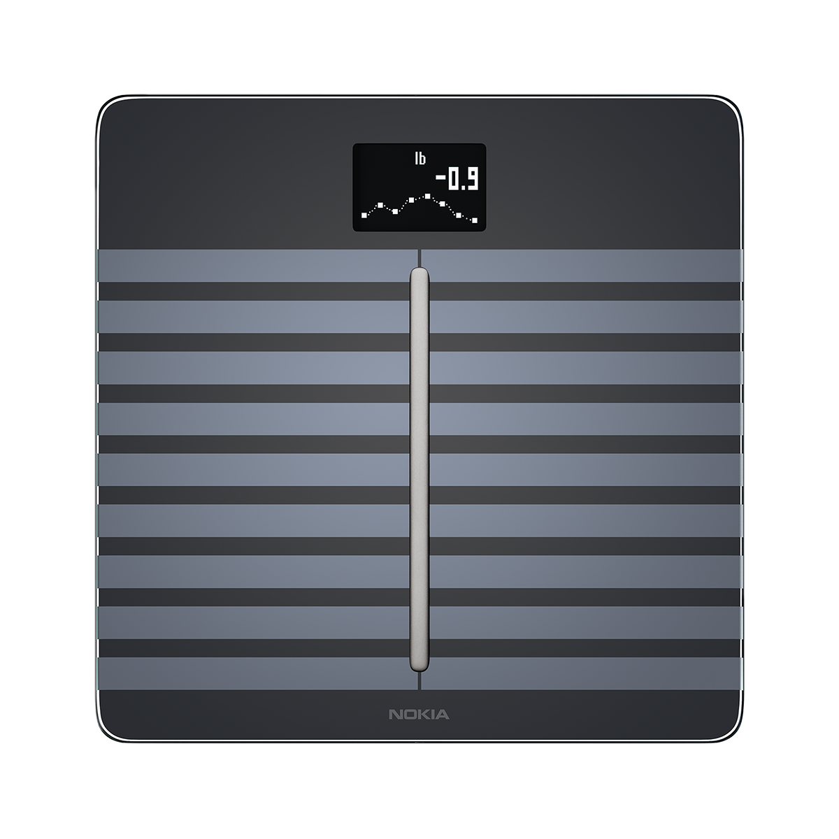 Withings Body Cardio (Nokia), Black - Wi-Fi Smart Scale with Body Composition & Heart Rate - Body fat, Muscle mass - Withings Official Store
